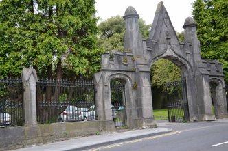 Portail du St-Mary Cathedral à Limerick