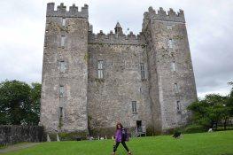 Château de Bunratty à Limerick