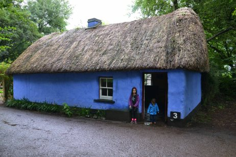 Bunratty Castle and Folk park à Limerick