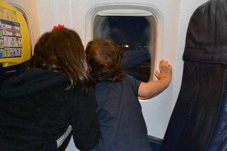 Arrivée à Paris en provenance de Dublin